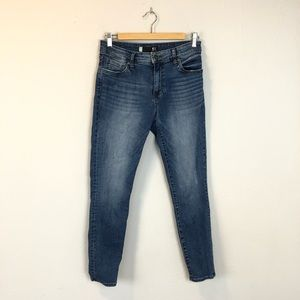 Kut from the kloth Donna High Rise Skinny Jean 6